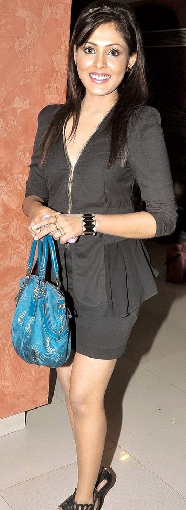 Madhu Shalini At The Screening Of Bhoot Returns