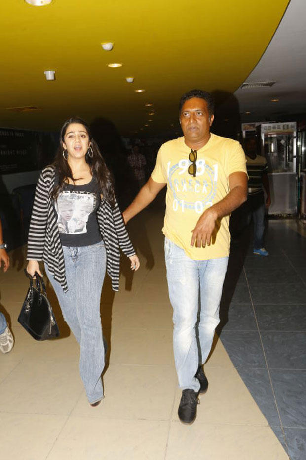 Prakash Raj Special Screening Of Bhoot Returns
