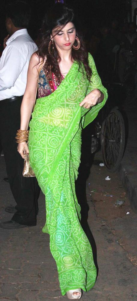 Guest At Saif And Kareena Sangeet Ceremony
