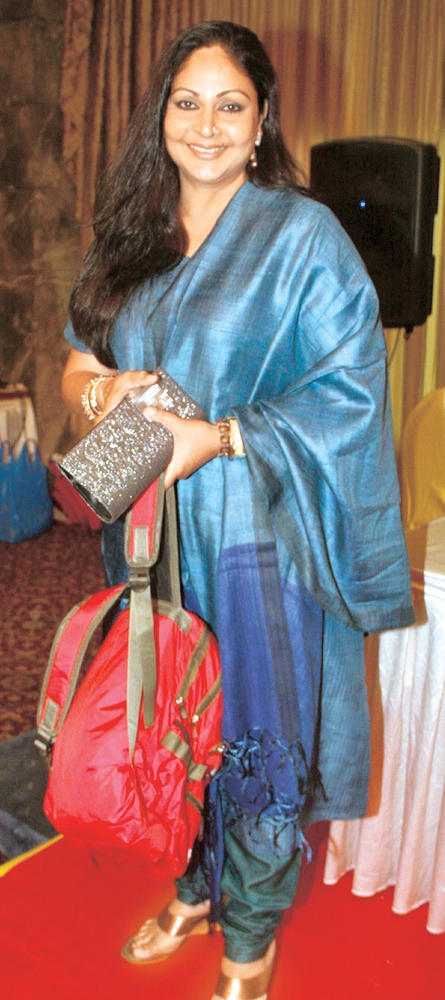 Rati Agnihotri At The Hotel For A Party