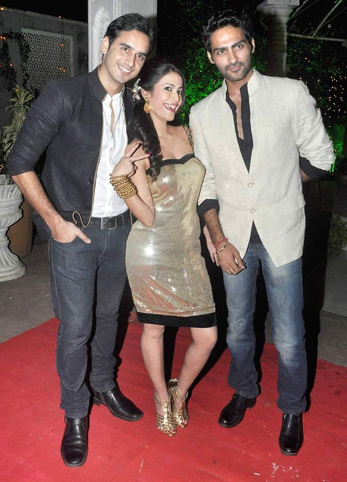 Guests At The Success Bash Of Yeh Rishta Kya Kehlata Hai
