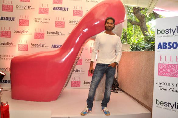 Purab Kohli At The BeStylish.com Brunch Event
