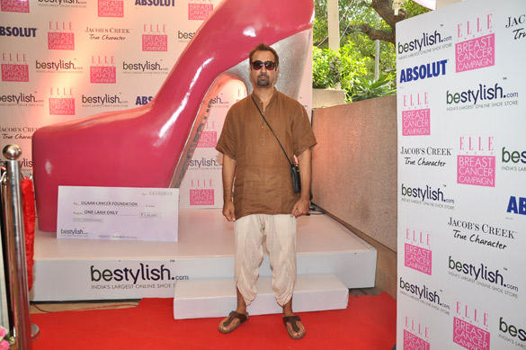 Ranvir Shorey At Breast Awareness Campaign