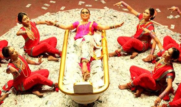 Rani Mukherjee Dancing Still From Aiyya