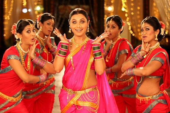 Rani Mukherjee Marathi look Still From Aiyya