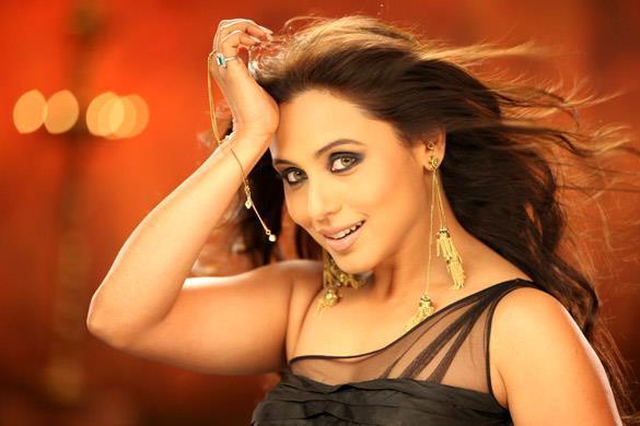Rani Mukherjee Sizzling Face Look Still From Aiyya