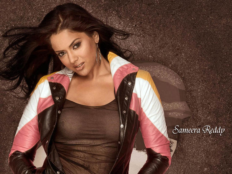 Sameera Reddy Hot And Spicy Stills