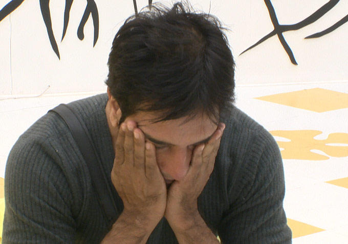 Rajeev Paul Sad Mood In Bigg Boss