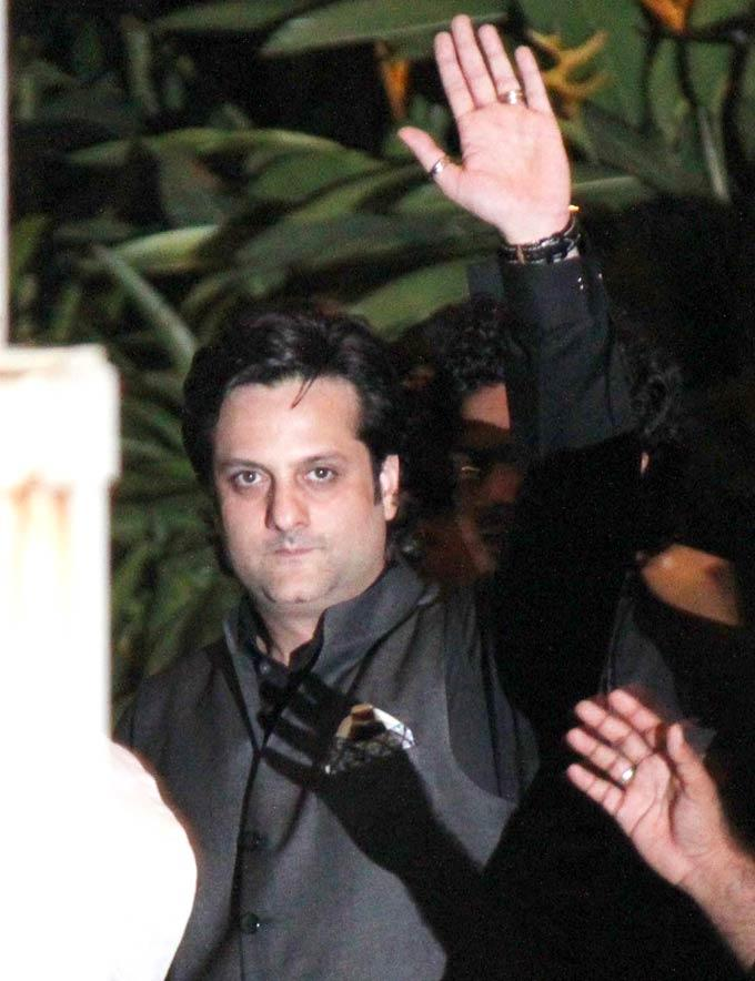 Fardeen During Nikaah of Saifeena