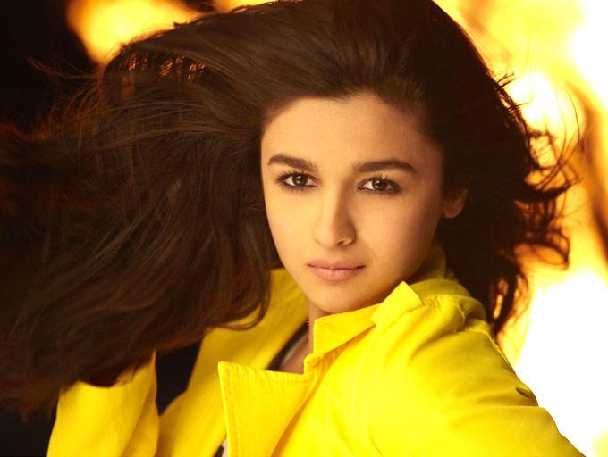 Alia Bhatt Latest Still