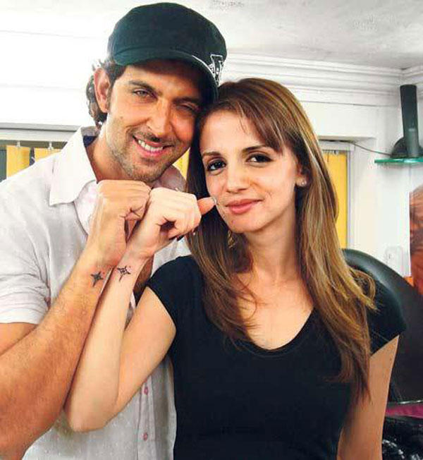 Hrithik And Suzanne Perfect Match