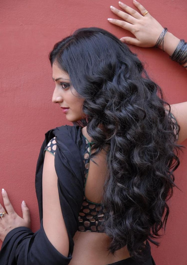 Haripriya Awesome Side Look Still