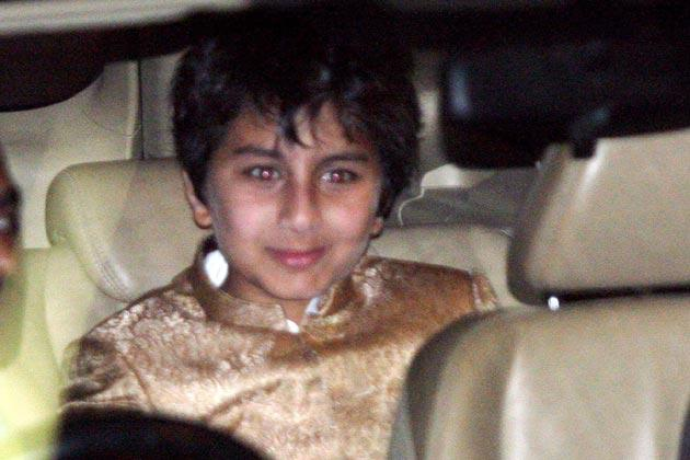 Ibrahim In Car Still