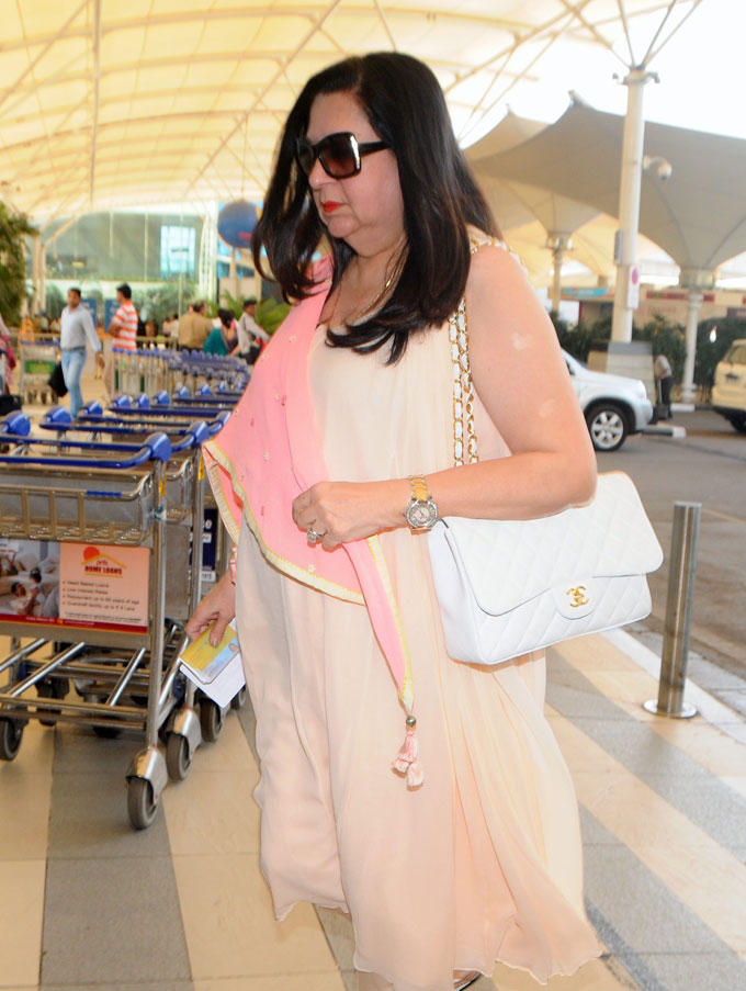 Babita In Pink Exclusive Still