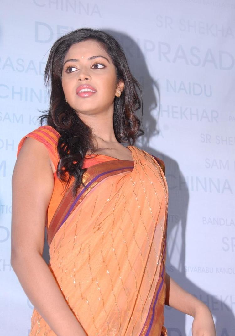 Amala Paul At Iddarammayilatho Movie Launch Photo