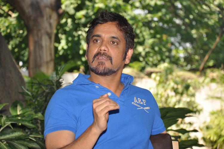 Nagarjuna Nice Look Still
