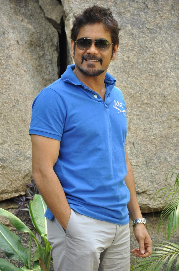 Nagarjuna Stylish Look Still