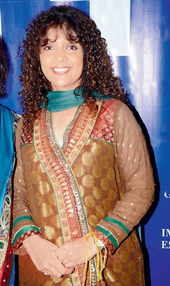 Penaaz Masani At Launch Of IMC Ladies Exhibition