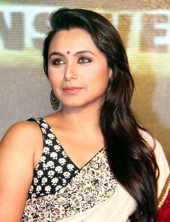 Rani Mukherjee At Talaash Music Launch Event