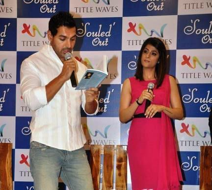John And Tahira At Tahira Kashyap Book Launch Event
