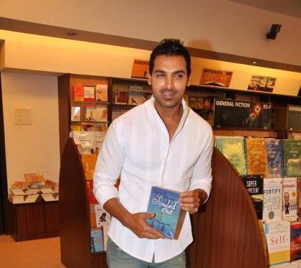 John Unveils Ayushman Wife Book Souled Out