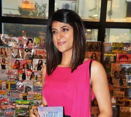 Tahira Kashyap Shows Her Book At Book Launch Event