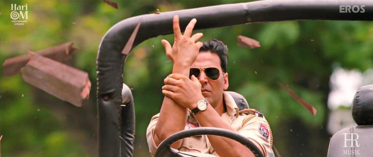 Akshay Kumar In Movie Khiladi 786