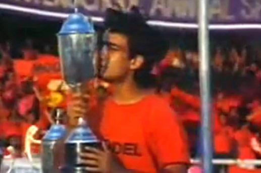 Aamir Khan In Jo Jeeta Wohi Sikander