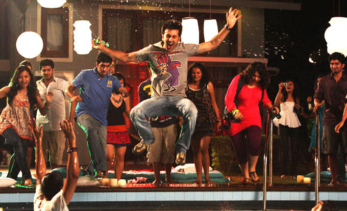 Ranbir Kapoor Song Still In Wake Up Sid