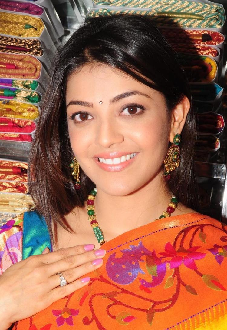 Kajal Agarwal Glamour Still