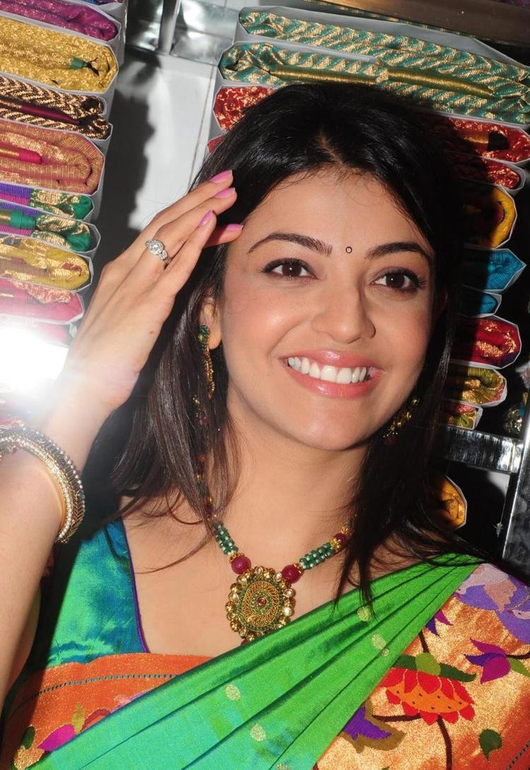 Kajal Agarwal Hot Look Still
