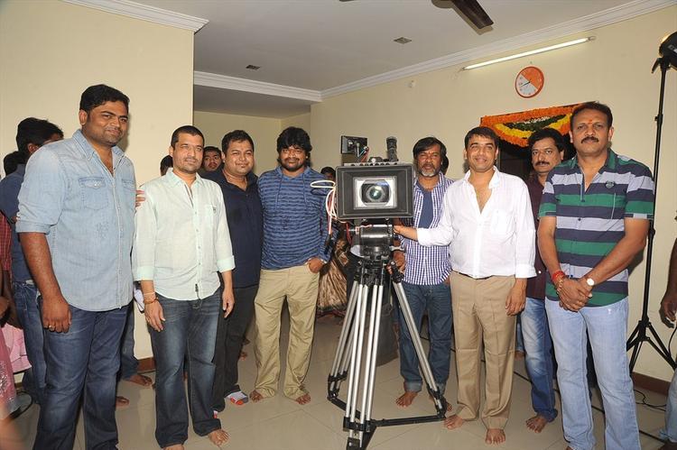 Stars At NTR Harish Shankar Movie Opening Event