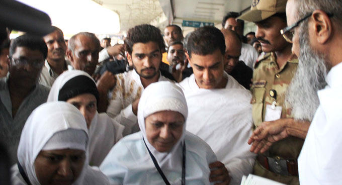 Aamir Khan To Perform Hajj With His Mother