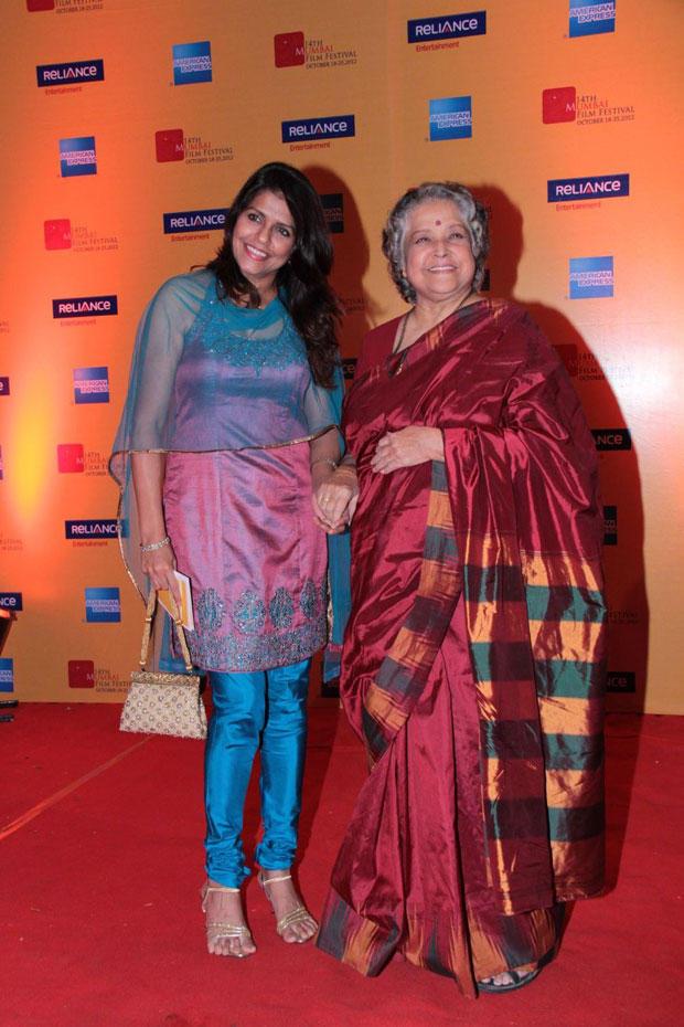 Bollywood Celebs At 14th Mumbai Film Festival Opening Ceremony