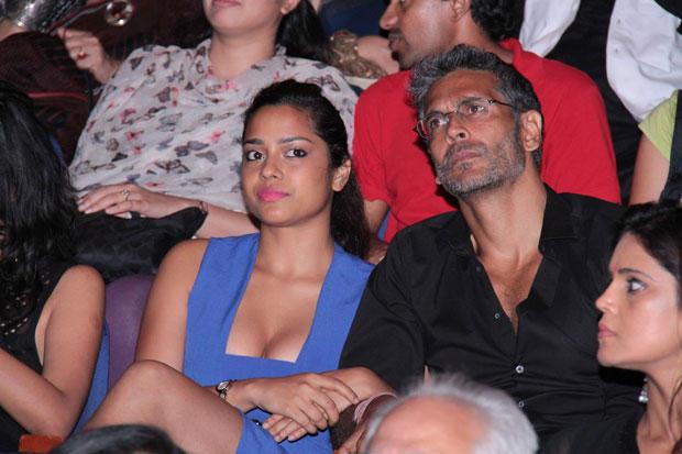 Milind Soman At Mumbai Film Festival Opening Ceremony