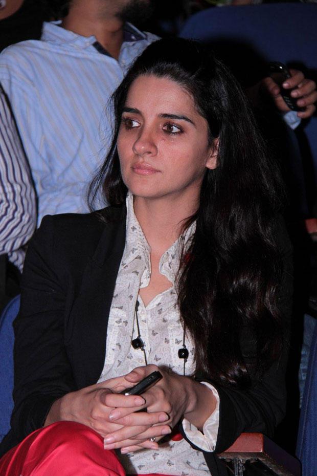 Shruti Seth Spotted At  Mumbai Film Festival Opening Ceremony