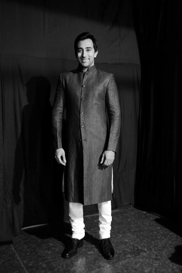 Rahul Smart And Nice Look Photo Shoot At Blenders Pride Fashion Tour Hyderabad