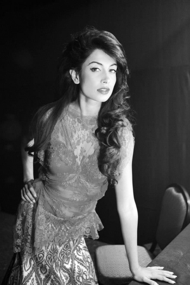 Sarah Sexy Photo Shoot At Blenders Pride Fashion Tour Hyderabad 2012