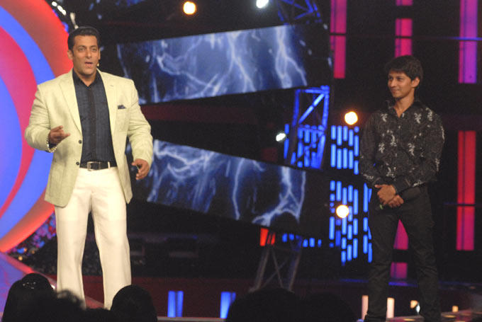 Salman And Kashif At Bigg Boss 6