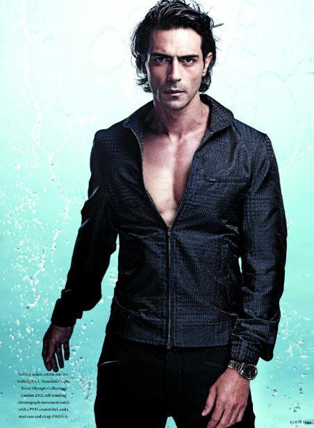 Arjun On The Cover Of L'Officiel July August Issue