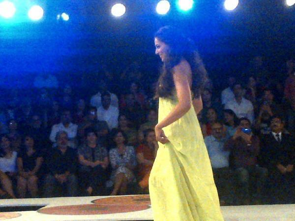 Bipasha Walks The Ramp For Nandita Mahtani At Blenders Pride Fashion Tour Gurgaon