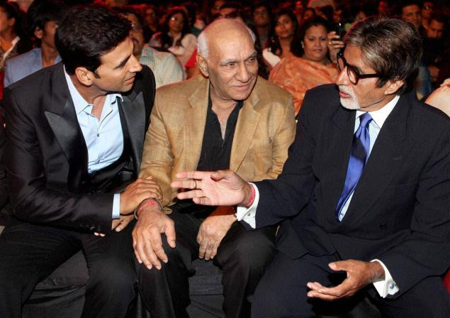Akshay Kumar Remembers Yash Chopra