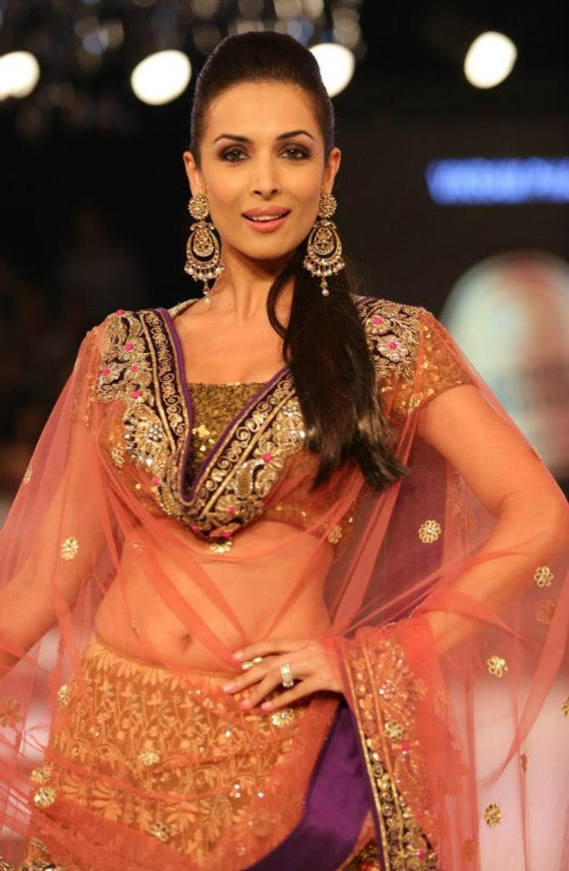 Malaika Hot Gorgeous Pic At BPFT 2012 In Delhi