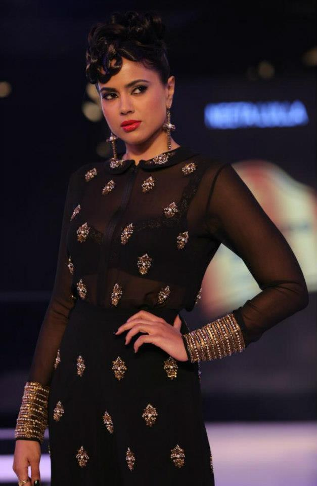 Sameera Looked Gergeous Still At BPFT 2012