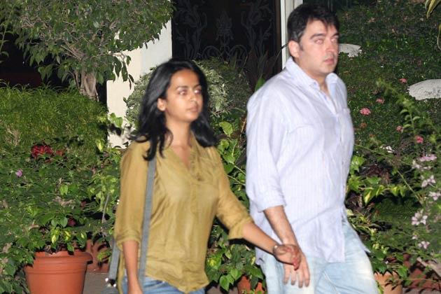 Jugal Hansraj  Arrived To Pay His Last Respects To Yash Chopra