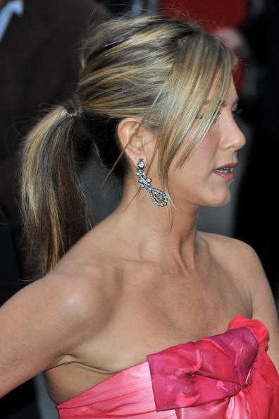 Jennifer Aniston in Ponytail