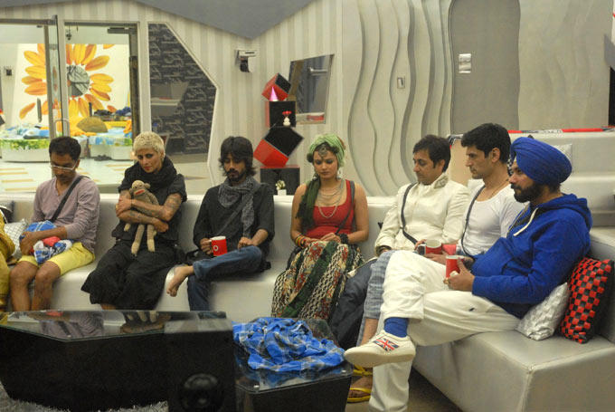Contestants Are discussed In The Bigg Boss House