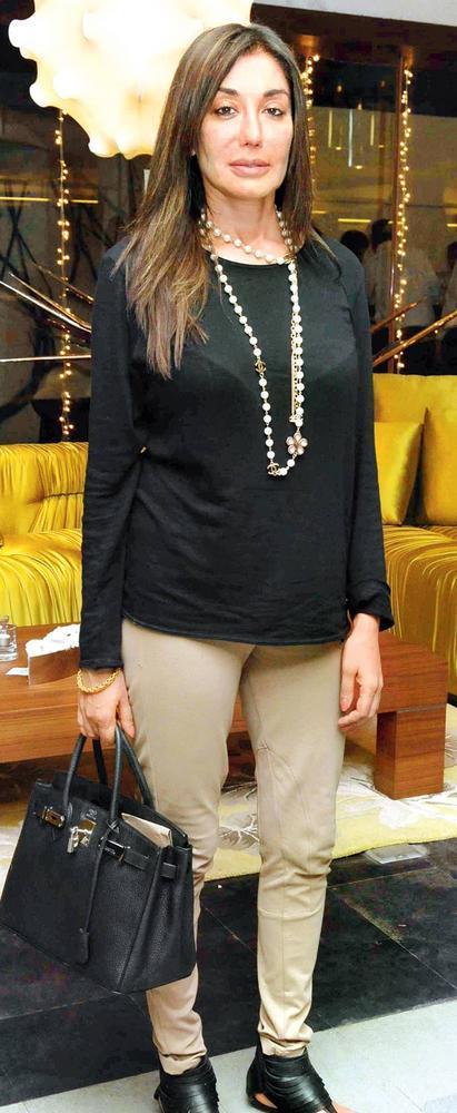 Kadambari Lakhani At Pallete Design Studio