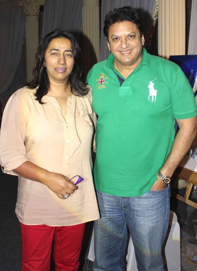Anu And Shashi At Gitanjali ITA Fashion Show