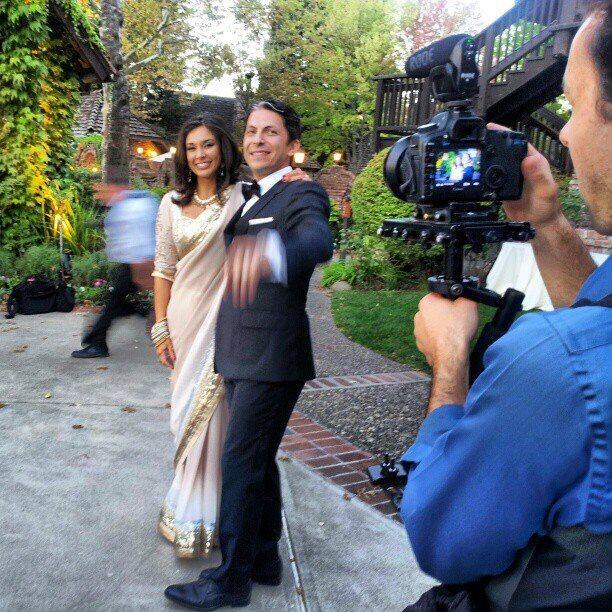 Lisa And Jason Perfect Couple Snap At Napa California